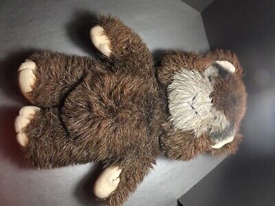"Vintage 1984 Star Was 15"" Ewok Paploo Plush"