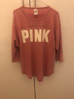 BNWT New ladies/older girls Victoria's Secret Pink top tshirt size XS