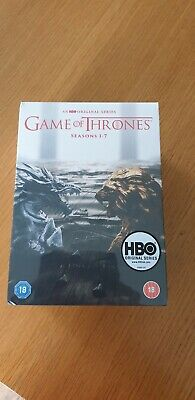 Game of Thrones Complete Season 1-7 DVD