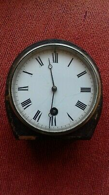 ANTIQUE.  French. Travel clock