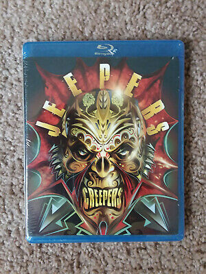 JEEPERS CREEPERS - Justin Long / Gina Philips Blu-Ray NEW NR