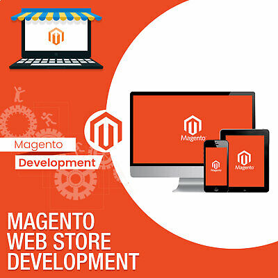 Magento 2.0 / 2.2.3 Web Store Development - Custom E-commerce Website Design