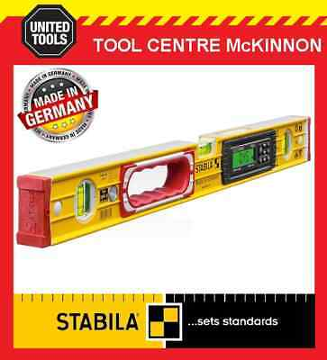 STABILA 600mm 196-2 TECH DUAL DISPLAY IP65 DIGITAL SPIRIT LEVEL WITH BAG - 17670