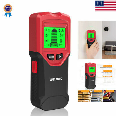 3 In 1 Metal Detector Stud Center Finder AC Live Wire Detector AC Scanner Tester
