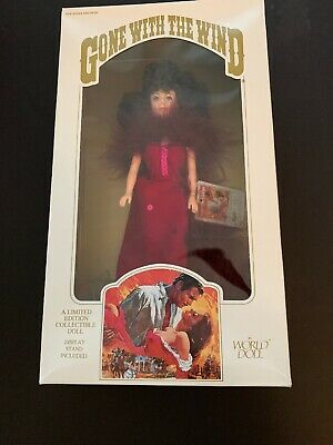 "New In Box Gone With The Wind Scarlett O'Hara 12"" By World Doll Collectible"