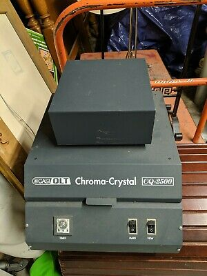 Chroma-Crystal cq 2500Photo to Crystal System