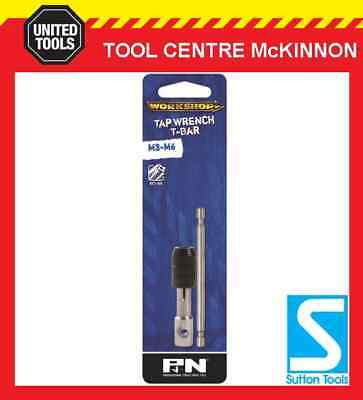 P&N By Sutton Tools Tap Wrench – T Handle Bar Type For M3 – M6 Taps