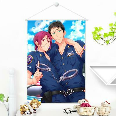 4596 Matsuoka Rin Decor Poster Wall Scroll Cosplay Well you're in luck, because here they come. 4596 matsuoka rin decor poster wall