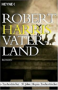 Vaterland: Roman by Harris, Robert   Book   condition acceptable
