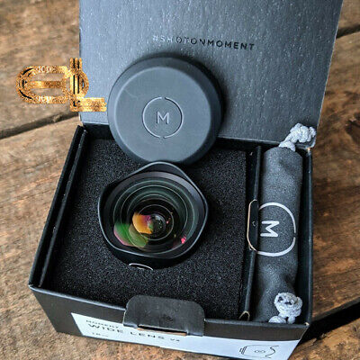 Moment 18mm V2 wide angle lens - NEW in box