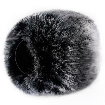 Neewer Outdoor Microphone Furry Windscreen Muff for Zoom H5/Similar Portable Dig