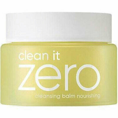 [Banila Co] Clean it zero cleansing balm Nourishing 100ml + free sample