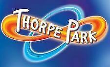2 X Thorpe Park Tickets / Pick Your Own Date