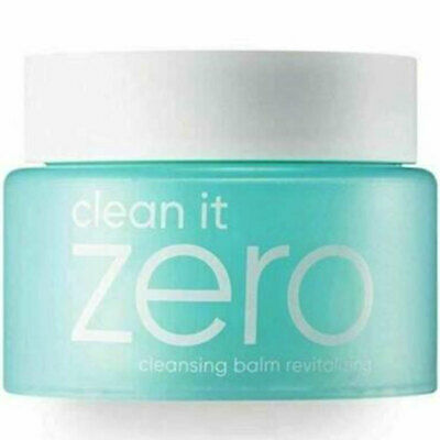 [Banila Co]Clean It Zero Cleansing Balm Revitalizing 100ml +free sample/K Beauty