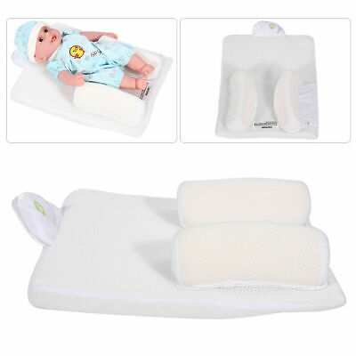 Il SOZZY Baby Infant Sleep Positioner Anti-Rotolo Cuscino Culla Wedge Prevenire