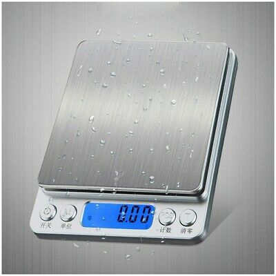 Kitchen Scale Mini Kitchen Scale Electronic Scale for Jewelry Food I2000 od34
