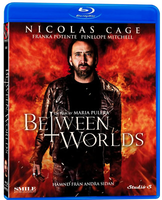 Between Worlds (Blu-ray Region B Europe) Nicolas Cage