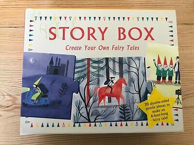 Story Box: Create Your Own Fairy Tales by Anne Laval (Hardback, 2016) Puzzle