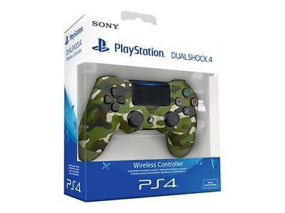 Controller Sony Dualshock 4 V2 Green Camouflage Wireless PS4 9894858
