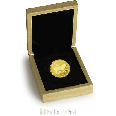 1oz Gold Perth Mint Year of the Pig 2019 Gift Boxed