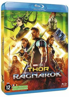 THOR Ragnarok BLU-RAY 2D NEW DISPATCH TODAY ALL ORDERS BY 2 P.M.