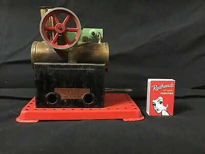 Vintage Mamod Working Steam Engine