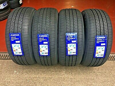 235 60 16 Landsail Mid-Range Brand New Tyres 235/60R16 100H Cvl2 Tyres  Cheap