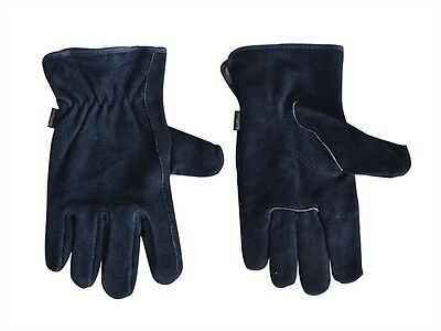 Town & Country T/CTGL407L TGL407L Premium Leather Gloves Men's - Large