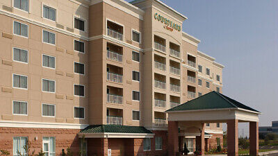 Courtyard by Marriott Markham Hotel in Ontario, Canada - 1 Night Stay for 2 ppl