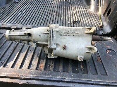 1963 M20 MUNCIE 4speed transmission Chevy Corvette manual gear box