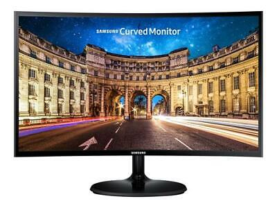 "Monitor Samsung LED 24"" CURVO SMC24F390 Full HD VA Nero"