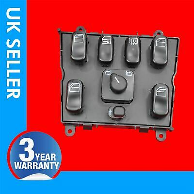 Electric Window Control Switch Panel Mercedes Benz ML Class 230 270 1638206610