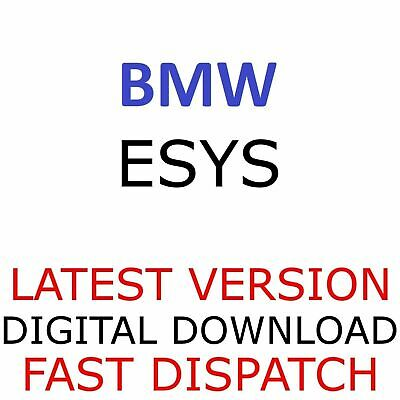 ⌦🚩 BMW E-SYS ESYS Pro - New Generated Lifetime Token - no