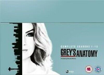 Grey's Anatomy Complete Seasons 1-13 DVD Brand New Sealed