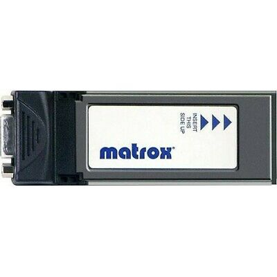 Matrox ExpressCard/34 Host Card for MXO2 USED