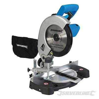 High Performance 1400W Compound Mitre Saw 210mm Chop Saws Corded