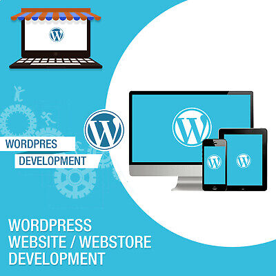 Wordpress Web Store Development - Custom E-commerce Website Design
