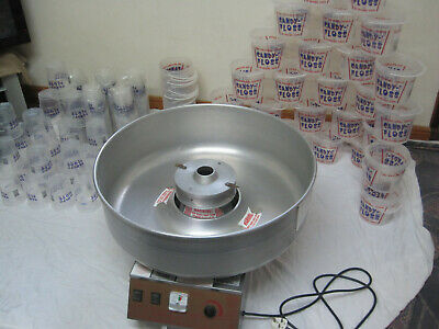 American Gold Medal  Heavy Duty Candy Floss Machine