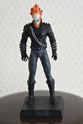 THE GHOST RIDER, figurine en plomb Collection officielle Marvel