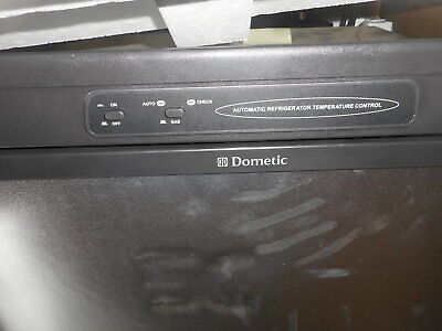 USED DOMETIC RV refrigerator FREEZER door only, Dometic