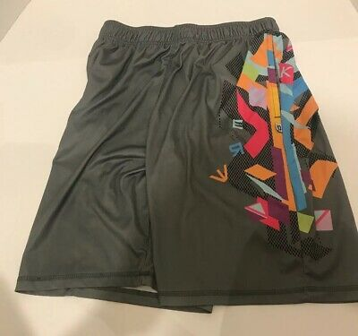 NEW Boy/'s DareDevil Wreckless Lacrosse Graphic Shorts S1-2