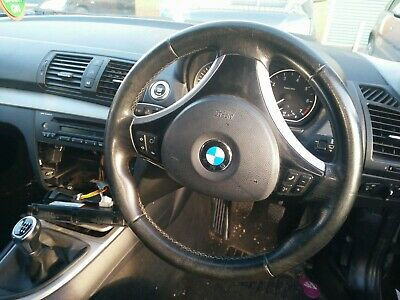 Genuine BMW 1 3 Series E87 E90 E91 Leather Multifunction Steering Wheel 6795574