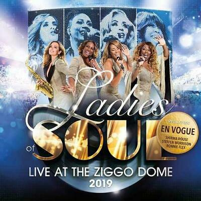 Ladies Of Soul: Live At The Ziggodome 2019 -Cd+Dvd [Cd]