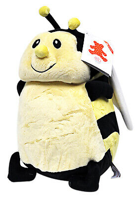 Embroider Buddy Missy Bumble Bee 16 Inch Embroidery Stuffed Animal