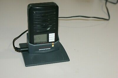 Swissphone Pager RE729 Vox VHF 155.5000Mhz Capable of 50 Profiles 32 Tones