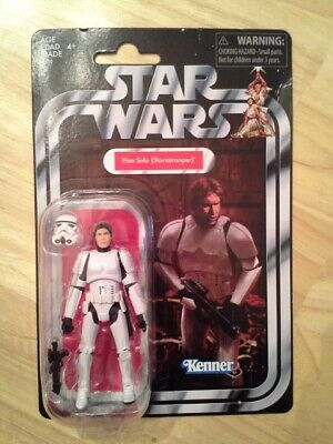 Star Wars Vintage Collection Han Solo (Stormtrooper) NEW IN HAND