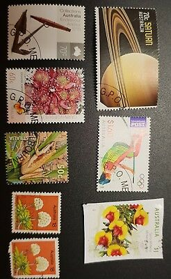 Australia stamps mixed, mint condition