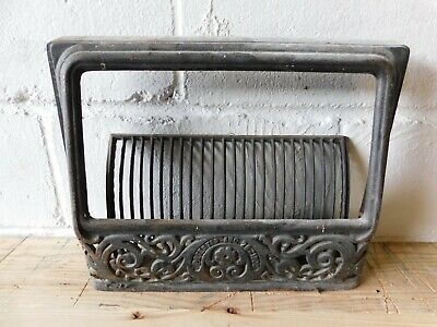 1800's Metal WALL REGISTER Vent / Grate - VICTORIAN Style Mission Style ORNATE