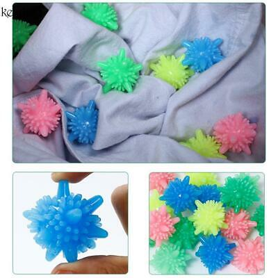 Clothes Washing Ball Reusable Machine Cloth Laundry Cleaning Dirt KFBY