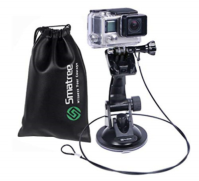 SUCTION CUP MOUNT Camera for Car Windshield and Window GoPro